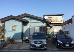 外壁屋根塗装の事例