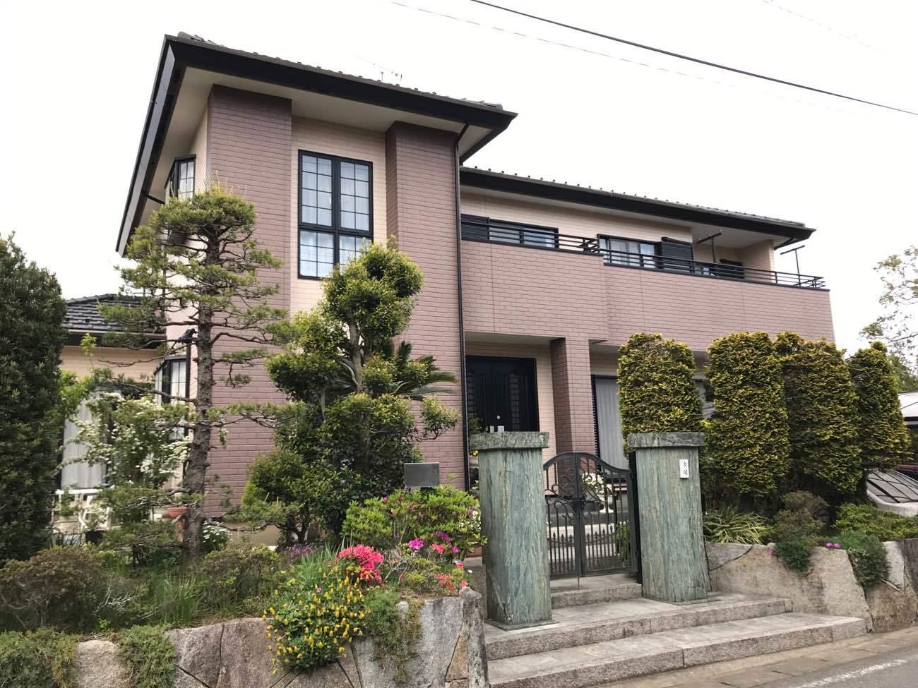千葉県山武市 屋根雨漏り|超耐久の無機塗料で雨漏りを修繕