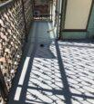 ベランダ防水と外壁、軒天補修