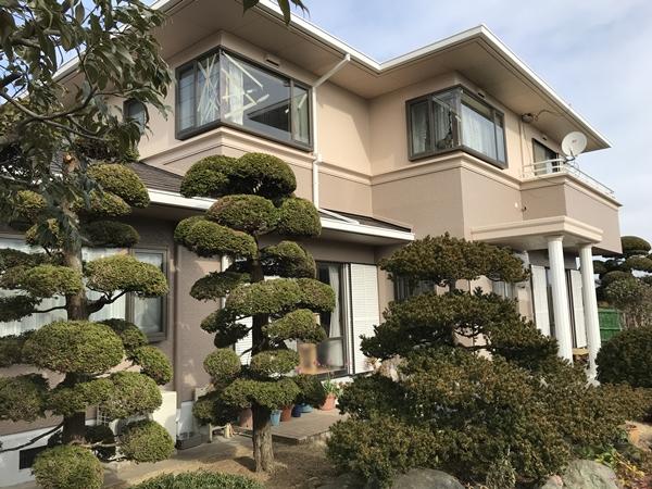 千葉県香取郡外壁屋根塗装アフター写真742_1