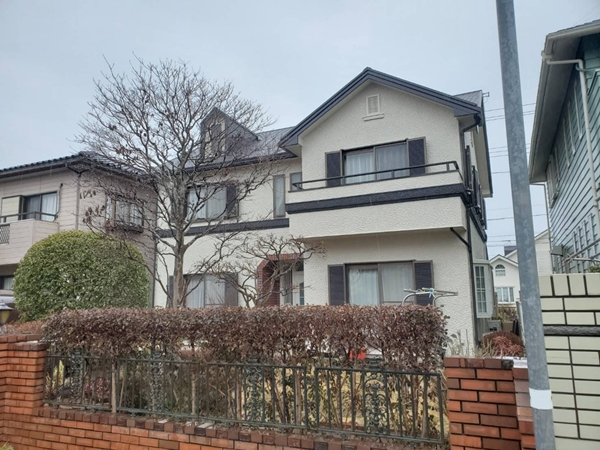 千葉県成田市外壁屋根塗塗装アフター写真744_2