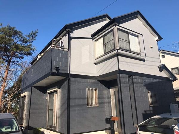 千葉県佐倉市外壁屋根塗装アフター写真766_1