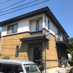 茨城県牛久市外壁屋根塗装ビフォー写真664_