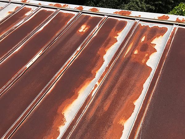 千葉県香取市外壁付帯部塗装|破損個所の入念な確認後に塗装