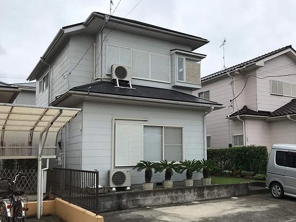 千葉県東金市外壁屋根塗装工事 定期的なメンテナンスで美しく