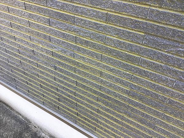 茨城県潮来市外壁屋根塗装工事|北側面を明るくしてイメージ一新
