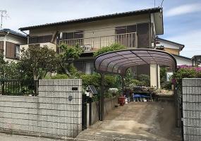 牛久市, 茨城県, ,外壁塗装,シリコン塗装,1100