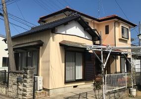 稲敷郡, 茨城県, ,屋根塗装,シリコン塗装,1101
