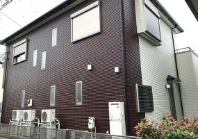 牛久市, 茨城県, ,外壁塗装,無機塗料,1102
