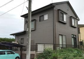 稲敷郡, 茨城県, ,外壁塗装,無機塗料,1104