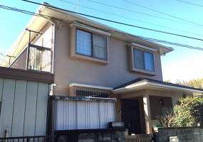 稲敷市, 茨城県, ,外壁塗装,シリコン塗装,1106