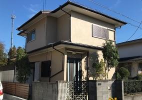 つくば市, 茨城県, ,外壁屋根塗装,シリコン塗装,1109