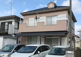 稲敷郡, 茨城県, ,外壁塗装,シリコン塗装,1111