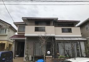 四街道市, 千葉県, ,外壁屋根塗装,ウレタン塗装,1036