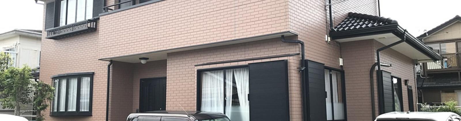 銚子市, 千葉県, ,外壁屋根塗装,無機塗料,1042