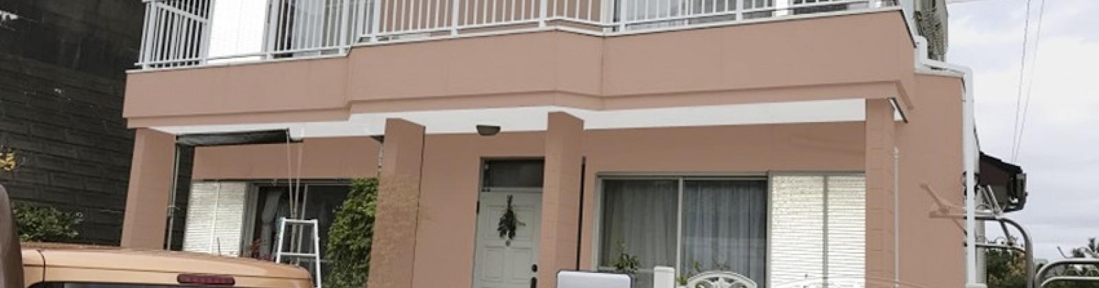 鹿嶋市, 茨城県, ,外壁塗装,ラジカル塗装,1055