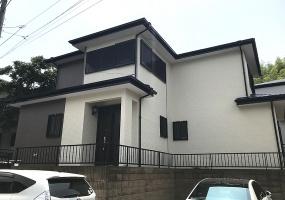 成田市, 千葉県, ,外壁塗装,ラジカル塗装,1064
