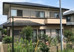 銚子市, 千葉県, ,外壁塗装,無機塗料,1071