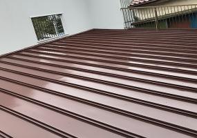 稲敷市, 茨城県, ,屋根塗装,無機塗料,1077